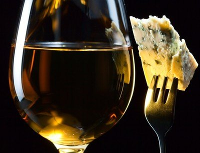 Fortified wines pair well with cheese