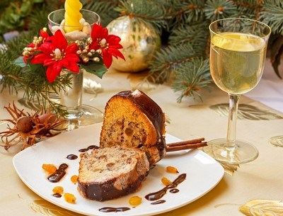 Moscato wine and Panettone: delicious italian wine food pairing